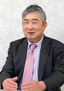 代表取締役社長 齋藤 恒範